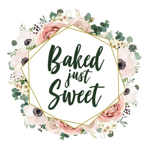 Baked Just Sweet