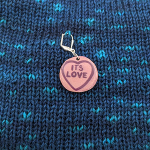 Pick a Mix Stich Marker - Love Heart