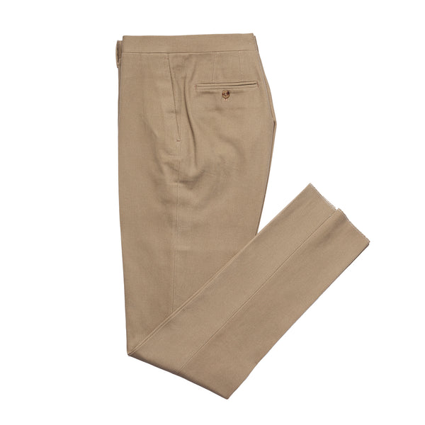 Beige Trousers from Drapers