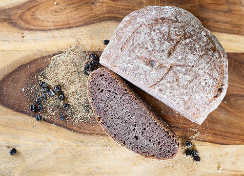 Suntava Purple Corn™ Flaxseed Sourdough Bread Recipe