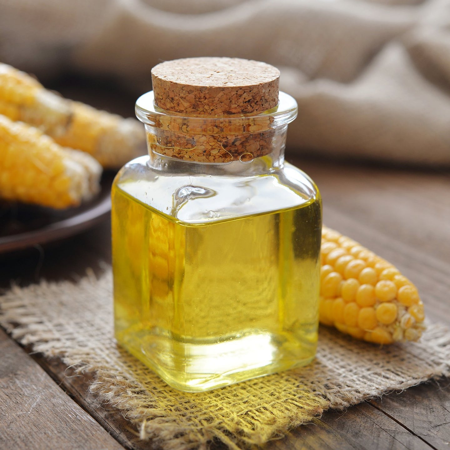 Corn Oil-NON-GMO-CRN-OIL