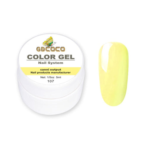 UV&LED Quick Dry Color Gel Paints