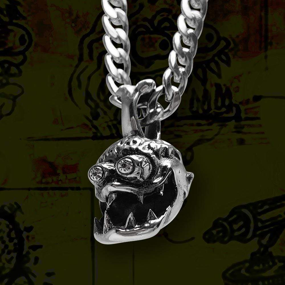 Personal Fears chain Goon Pendant Chain Stainless Steel Jewelry