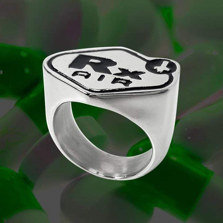 Personal Fears ring Rx Air Ring Stainless Steel Jewelry