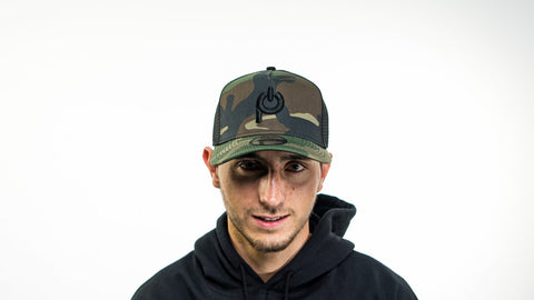 🚲 PurePower Cycle | Camo 3D Cap | Best price 2021