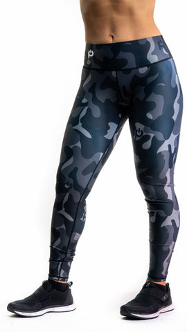 🚲 PurePower Cycle | Black Camo Bikes Leggings | Best price 2021