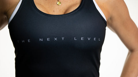 🚲 PurePower Cycle | Women's Black Tank Top | Best price 2021