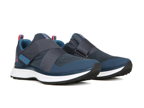 TIEM SLIPSTREAM - NAVY INDOOR AND OUTDOOR CYCLING SHOES
