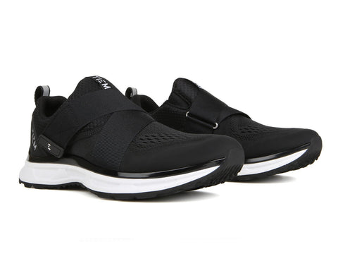 TIEM SLIPSTREAM - BLACK BLACK INDOOR AND OUTDOOR CYCLING SHOES