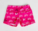 Purepower Women's Shorts Small Bikes Pink