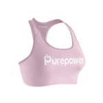 🚲 PurePower Cycle | Women's Pink Sports Bra | Best price 2021