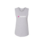 🚲 PurePower Cycle | Women's Gray Sleeveless Top | Best price 2021