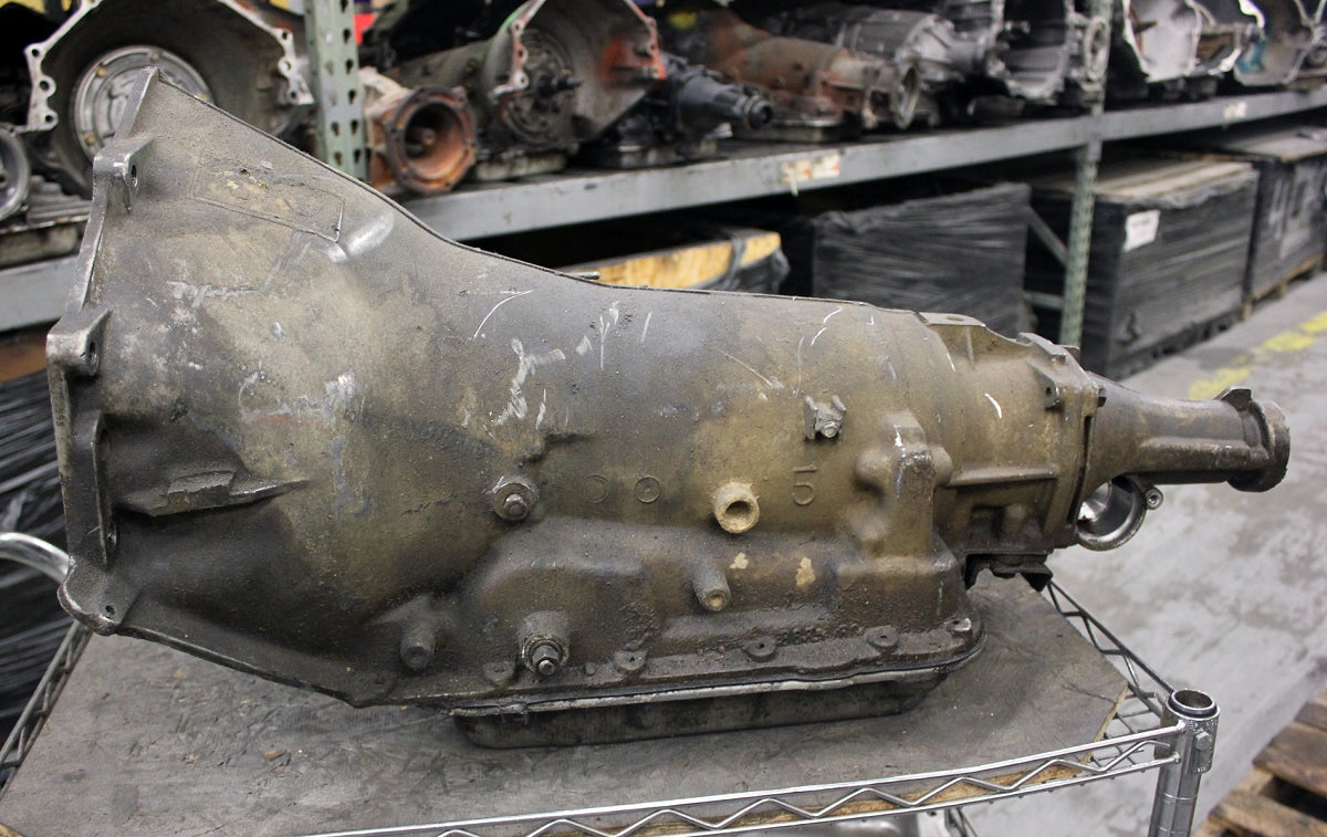 700R4 Transmission For Sale >> Used 700r4 Transmission Chevy 700r4 Used