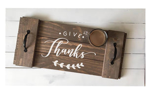 Give Thanks Tray
