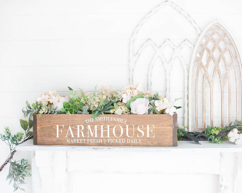 Family Name Farmhouse
