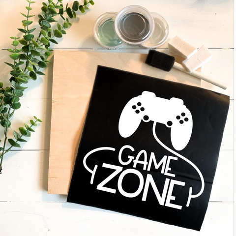 Diy Kit-Game Zone