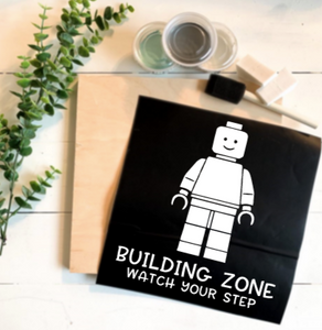 Diy Kit-Building Zone