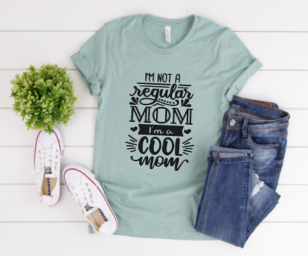 DIY Shirt Box-Cool mom 2