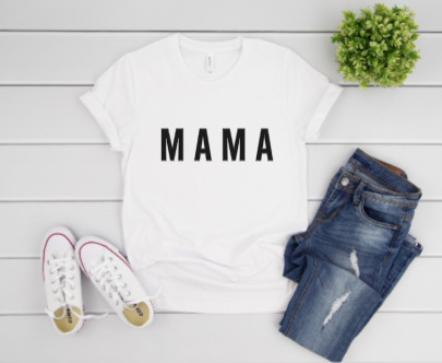 DIY Shirt Box-MAMA
