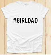 DIY Shirt Box- Girl Dad
