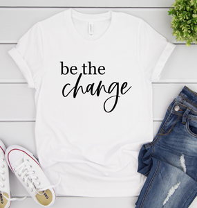 DIY Shirt Box- Be the change
