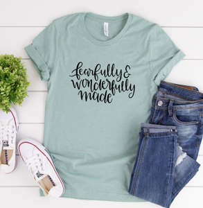 DIY Shirt Box- Fearfully & Wonderfully Made