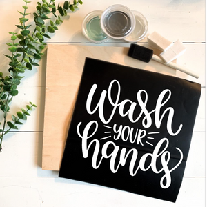 Diy Kit-Wash Your Hands