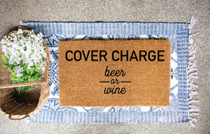 Cover Charge Beer or Wine