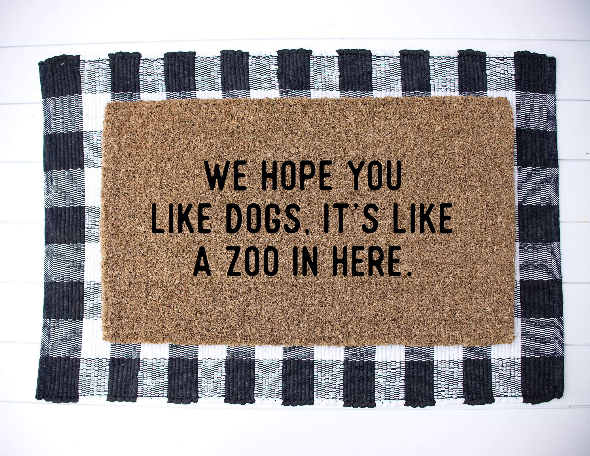 We Hope You Like Dogs
