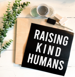 Diy Kit-Raising Kind Humans