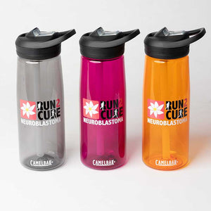 Run2Cure water bottle