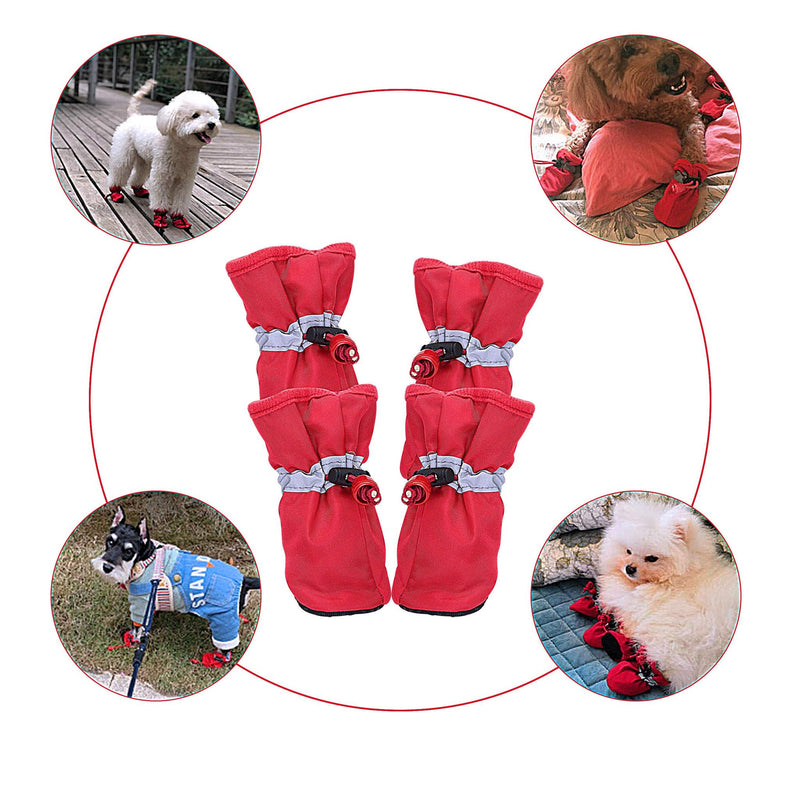 The Super Cute Outdoor Dog Shoes™.