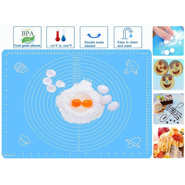 The Heat Resistant, Non-Stick Silicone Baking Mat™
