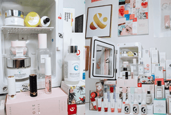 What's In Your Skincare Fortress? By @The.Skincare.Diary