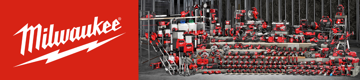 Milwaukee Power Tools, Hand Tools, and Accessories