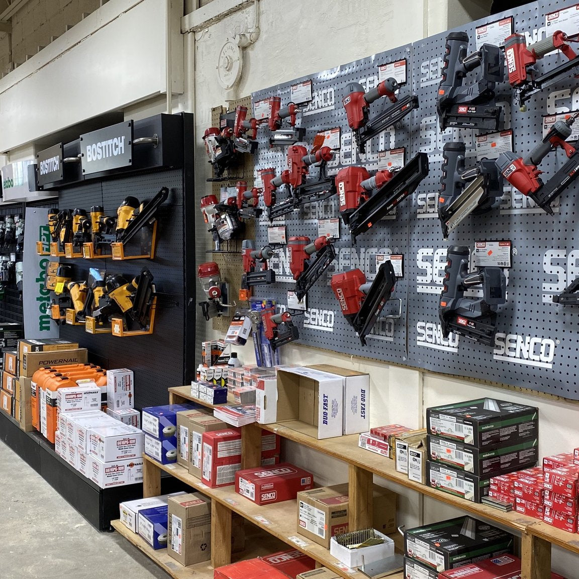 Store Nailers