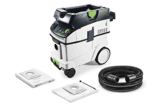 Festool 576760 CleanTec CT 36 E AC HEPA Dust Extractor Image 1