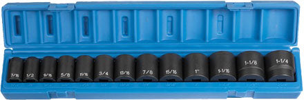 "Grey Pneumatic 1312 1/2"" Impact Socket Set"