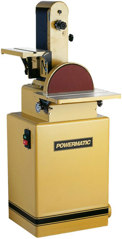 Powermatic 1791291K 31A Belt/Disc Sander