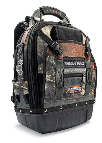 Veto Pro Pac Tech Pac Camo MO Backpack Tool Bag