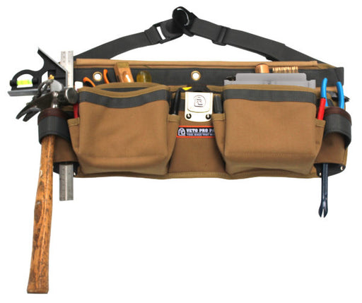 Veto Pro Pac TA-WBX Waist Apron With Boxed Pockets - Image 2