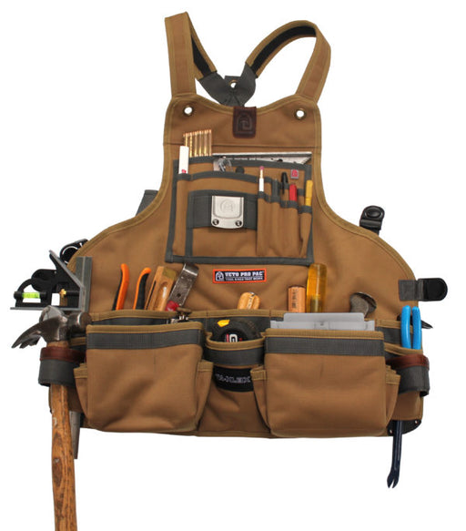 Veto Pro Pac TA-XLBX Tool Apron With Boxed Pockets - Image 2
