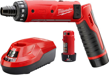 Milwaukee 2101-22 M4 Screwdriver Kit Image 1
