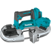 Makita XBP04Z LXT 18 Volt Compact Brushless Band Saw Image 1