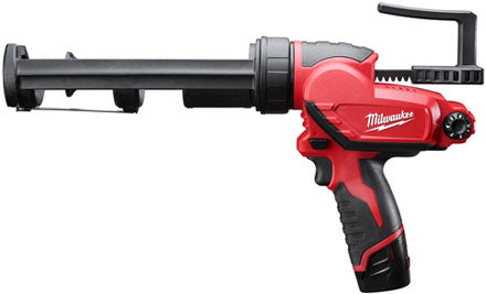 Milwaukee 2441-21 M12 Caulk and Adhesive Gun Kit
