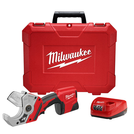 Milwaukee 2470-21 M12 Cordless Shear Kit - Image 2