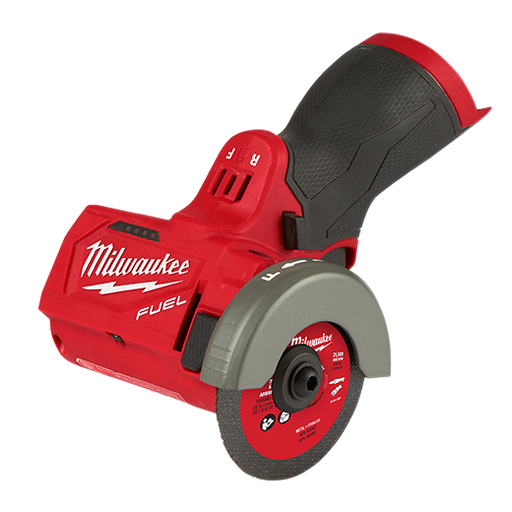 "Milwaukee 2522-20 M12 Fuel 3"" Compact Cut-Off Tool - Image 1"