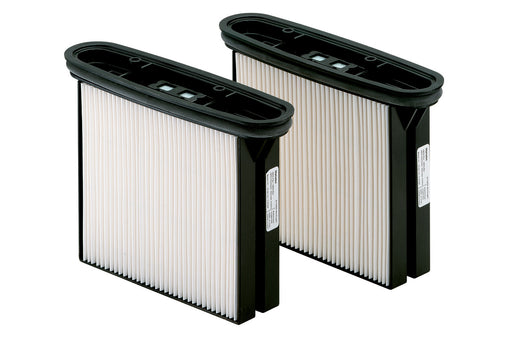 Metabo 630326000 ASR 35 ACP HEPA Polyester Filter 2 Pac