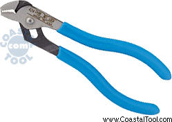"Channellock 424 4-1/2"" Tongue & Groove Pliers"