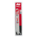 "Milwaukee 6"" x 14 TPI Metal Cutting Sawzall Blades"